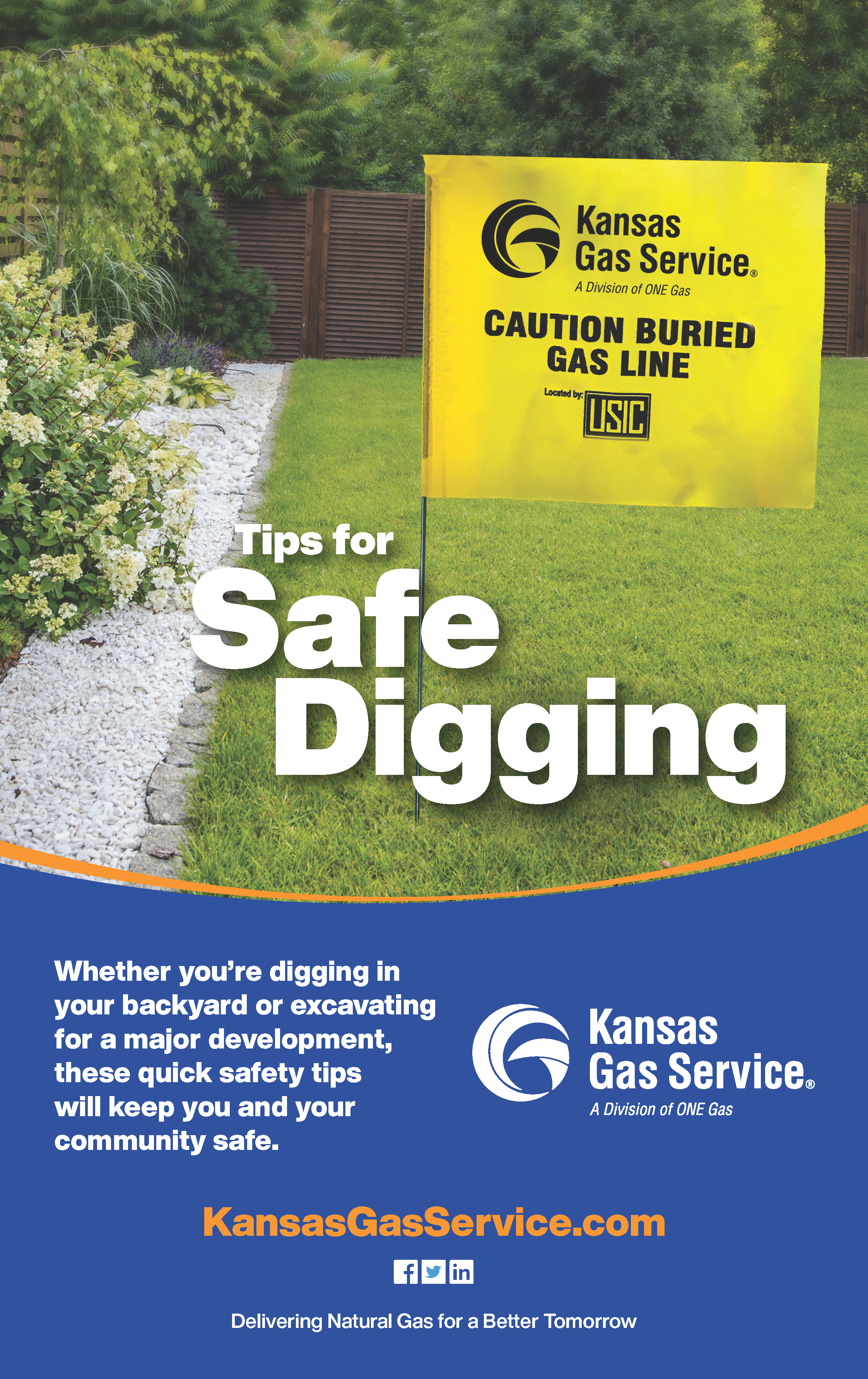 KGS Safe Digging Flyer